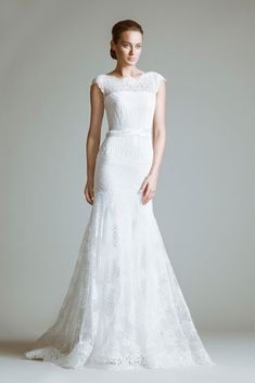 Tony Ward wedding dresses 2014 collection. To see more: http://www.modwedding.com/