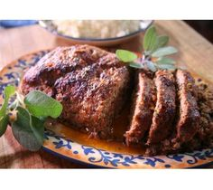 Italian American Meatloaf: Not only does the meatloaf taste delicious, but it is foolproof, moist every time.