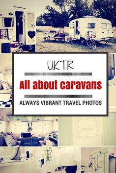Retro, vintage or new shiny caravans - it's all about the caravan love