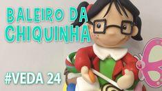 DIY - Baleiro da Chiquinha - Sah Passa o Passo #VEDA 24