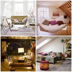 ▷ wohnräume in naturfarben - wandfarben & einrichtungstipps, Wohnzimmer dekoo