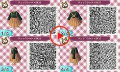 Twitter Qr Code Animal Crossing, Animal Crossing Qr Codes Clothes, Animal Crossing Pocket Camp, Like Animals, Cute Baby Animals, Halloween Village Display, Motif Acnl, Pet Carrier Bag, Ac New Leaf