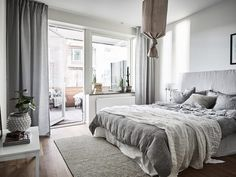 makuuhuone-sisustus-puu-valkoinen