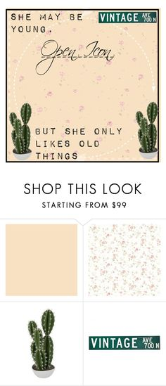 """""""*Open Icon*"""" by haileys-bios ❤ liked on Polyvore featuring Abigail Ahern"""