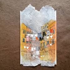 Afbeeldingsresultaat voor tea bags art