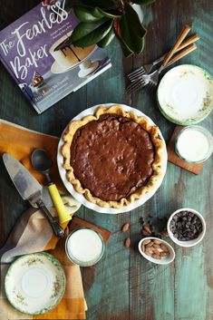 The Fearless Baker's Brownie Pie | Joy the Baker