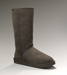 """they're called """"uggs"""" for a reason.. they're pretty darn ugly. but they are SO comfy! if you can, buy them in the kid's sizes - they are cheaper & exactly the same!"""