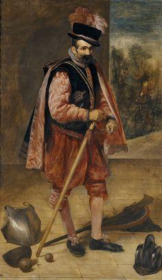 "The Buffoon called ""Juan de Austria"" 1632"
