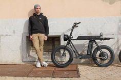 MOKE is a powerful electric fat tire utility bike that seats two : TreeHugger
