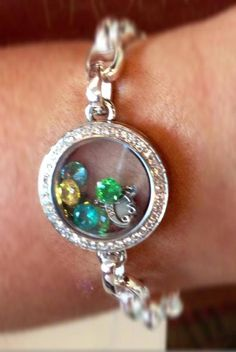 Origami Owl | ~NEW...Fall 2013~ The Locket Bracelet...