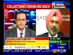 Mr. HP Singh speaks to ET NOW on  about Demonitization, collection and l...