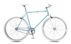 Купить Велосипед Fuji «Declaration» (2013), односкоростной / Голубой в интернет-магазине Москвы CityCycle (Ситисайкл)