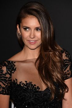 Nina Dobrev Photos: 2015 InStyle And Warner Bros. 72nd Annual Golden Globe Awards Post-Party - Arrivals
