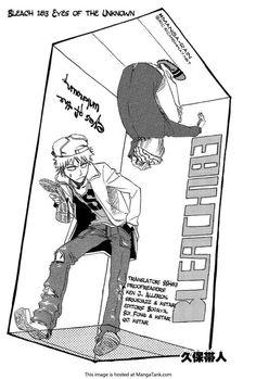 Bleach Manga ch.183 Page 1