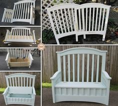 crib upcycle