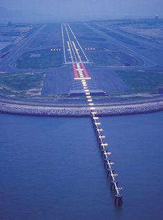 "l-aviateur: "" Hong Kong airport strip "" Mauritius Packages, Singapore Packages, Bali Packages, Hong Kong, Disneyland Tours, Airplane Wallpaper, Airport Design, Airplane Photography, Ocean Park"