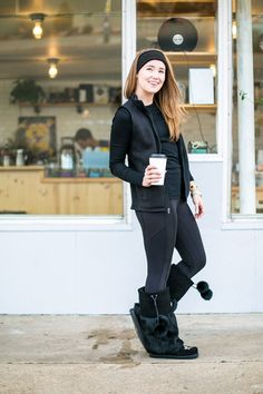 10 Legging Outfits Ideas to Wear This Year , Woman In Me
