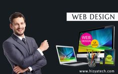 HizyaTech's Web Developers offer services that elevate and apply the best practices in the web that raises the bar of performance for every industry. Professional Website, Digital Marketing Services, Mobile Application, Understanding Yourself, Ui Design, Web Development, Tech, How To Apply, Bar