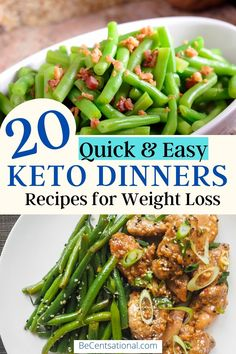 Easy Sausage Recipes, Easy Dinner Recipes, Dinner Ideas, Easy Meals, Healthy Low Carb Recipes, Keto Recipes, Chicken Piccata With Capers, Brown Gravy Recipe, Hamburger Steak And Gravy
