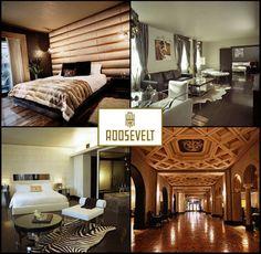 The Hollywood Roosevelt: a Thompson hotel | Hollywood Roosevelt Hotel