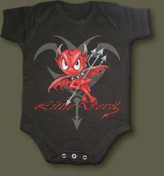 Spiral Squatter Babybody Gothic Style