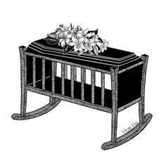 Life is too short . . . #cradle #coffin