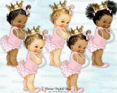 Prinses Ruffle broek blozen roze Shirt Pearl Necklace gouden