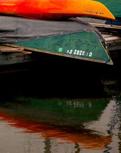 Harbor Color by Bill Gracey, via Flickr