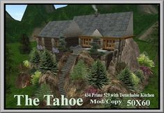 Second Life The Tahoe