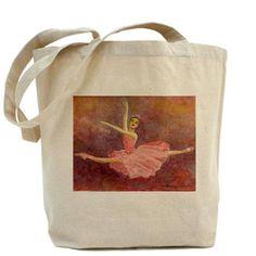 ballet bag for isabella...