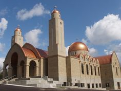 Ancient World History: Oriental Orthodox Churches My Church! Ancient World History, Cathedral Church, Church Architecture, World Images, Place Of Worship, Christianity, Taj Mahal, Mary, Seattle