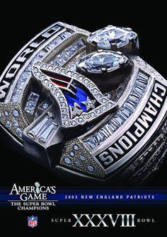 NFL America's Game: 2003 Patriots