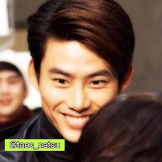 Taec Yeon has the most beautiful smile! no other like this mighty man!