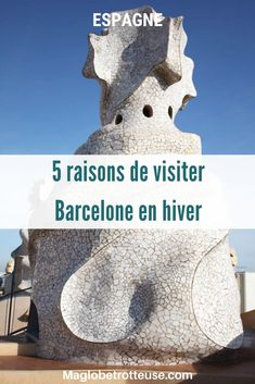 Un week-end d'hiver idéal pour revisiter la belle ville de #barcelone en #espagne. Tenerife, City Break, Week End, Europe, France, Coin, Tapas, Portugal, Travel