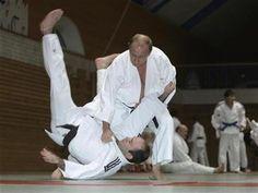 VLADIMAR Putin has been awarded his 8th Dan by the International Judo Federation.