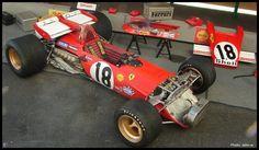 f1 Ferrari 312B 1970-© John-W