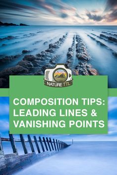 In this landscape photography tutorial learn how to use leading lines and vanishing points to create depth in your landscape compositions. This composition rule will help you improve your landscape photos. Landscape Photography Tips, Photography Basics, Photography Tips For Beginners, Underwater Photography, Photography Tutorials, Photography Photos, Digital Photography, Family Photography, Travel Photography