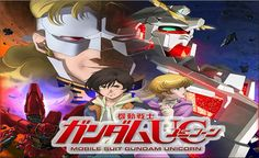 Nonton Mobile Suit Gundam Unicorn subtitle indonesia.