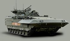 T-15 Armored fighting vehicle will be equipped with a UAV.