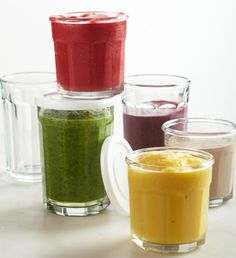 Healthy Smoothie Making Tips!