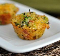 Quinoa Bites http://cdiabetesrecipes.com/