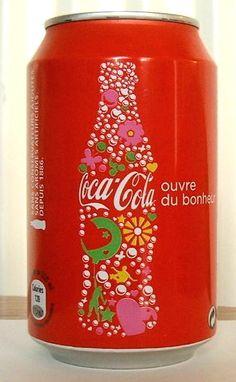 2011 Coca Cola ouvre du bonheur