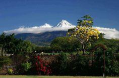 // Nevado Colima