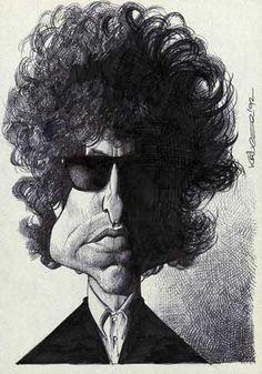 Bob Dylan (Sebastian Kruger)