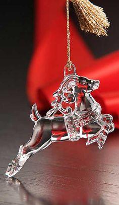Marquis by Waterford 2014 Reindeer Ornament