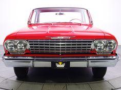 1962 Chevrolet Biscayne 2-door Sedan