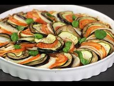 YouTube Ratatouille, Ethnic Recipes, Food, Youtube, Meals, Youtubers, Youtube Movies