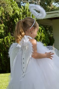 Angel Tutu Dress