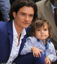 Orli and son Flynn Bloom