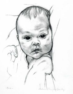 Art Baby Drawing Images
